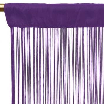 Cortinas de hilos para qu sirve la cortina en la que no