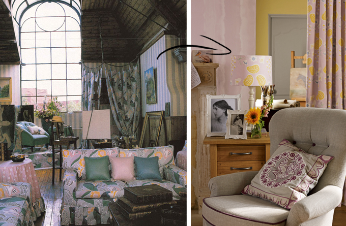 Bloomsbury Now And Then Laura Ashley Blog