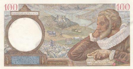 le 100 francs Sully de 1939