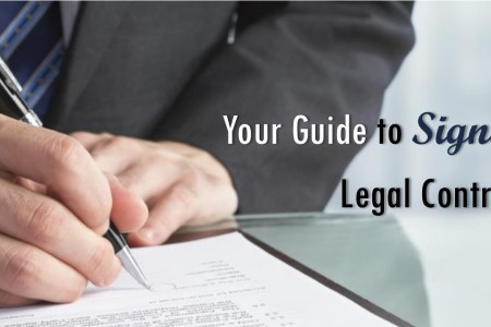 Your Guide to Signing Legal Contracts