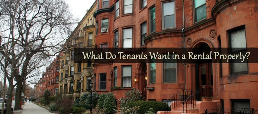 What Do Tenants Want in a Rental Property