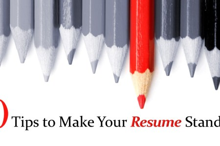 20 Tips to Make Your Resume Stand Out