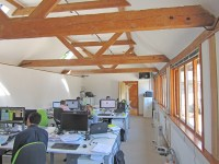 Delightful Barn Office Conversion To Let in Firle | Lawson ...