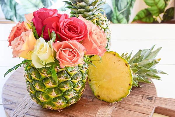 L'ananas, tendance de l'été 2019