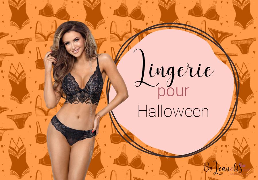 Lingerie : que porter pour Halloween ?