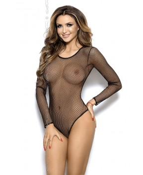 Lingerie sexy transparente | Body Héloise par Axami