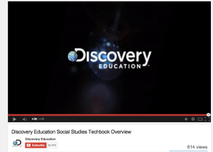 Discovery Education's Social Studies Video Overview [Source: Discovery]