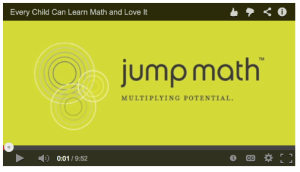 [Video courtesy of JUMP Math]