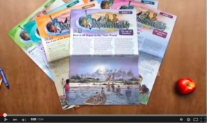 Studies Weekly Video Overview [Source: American Legacy Publishing]