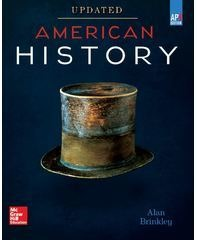 McGraw-Hill's AP American History: Connecting with the Past-AP Edition (Brinkley)