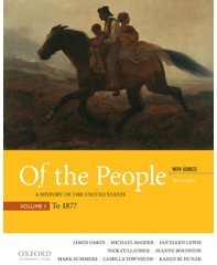 Perfection Learning's Of the People, A History of the United States, 3rd Edition