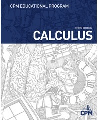 CPM's AP Calculus, 3rd Edition