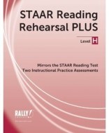 Rally! Education STAAR Math Rehearsal Plus and STAAR Reading Rehearsal Plus
