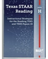 Rally! Education Texas STAAR Figure 19