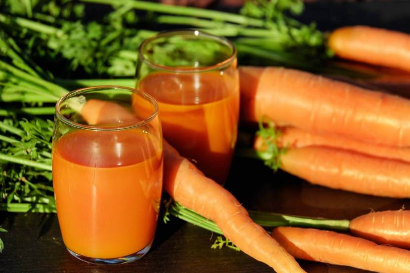 Jus Detox Légumes Açai