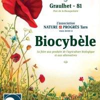 Foire Biocybèle à Graulhet dans le Tarn