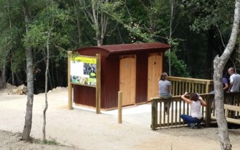 cabine de toilette sèches pour commune de l'Aude