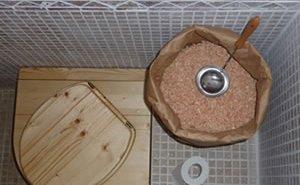 toilettes sèches en ville
