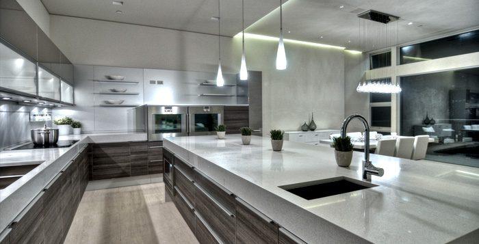 eclairage pour ilot de cuisine