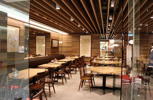 Cafeteria moderna led  Ledbox News
