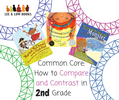 second grade compare and contrast