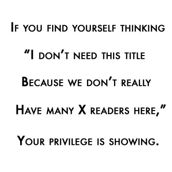 selection is privilege