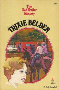 trixie belden book cover
