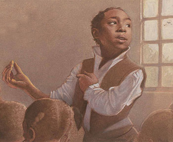 Ira Alridge Painting American Art