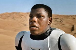 John Boyega in Star Wars. (Credit: Star Wars)