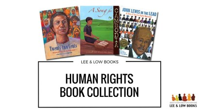 Human Rights Book Collection canva image