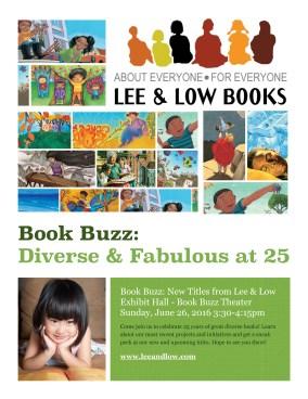 Book Buzz Flyer
