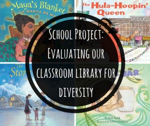 Class Project-Evaluating our classroom library fordiversity