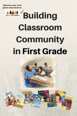 PINTEREST Building Classroom Community in First Grade