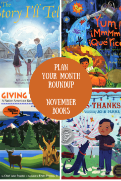 Plan Your Month Roundup: November Books