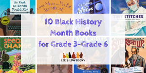 0 Black History Month Books for 3-6