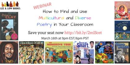 twitter how to find and use multicultural and diverse poetry in your classroom