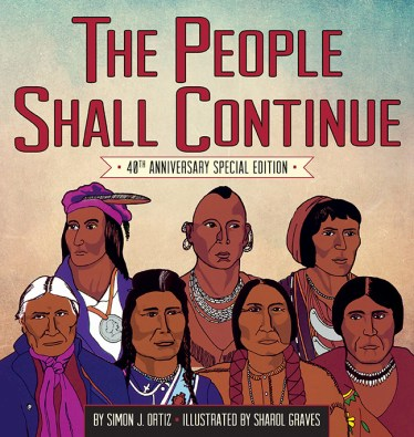 The People Shall Continue Cover