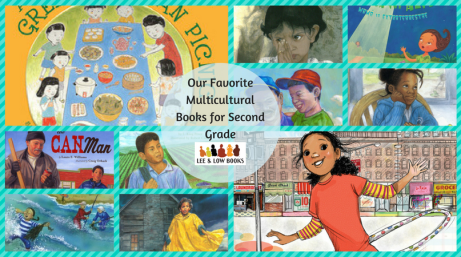 our favorite multicultural books for second grade