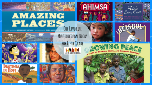 Favorite Multicultural Books for 5th grade
