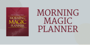 Image result for magical morning planner lee cockerell