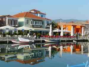 Lefkada Town Lefkada Island