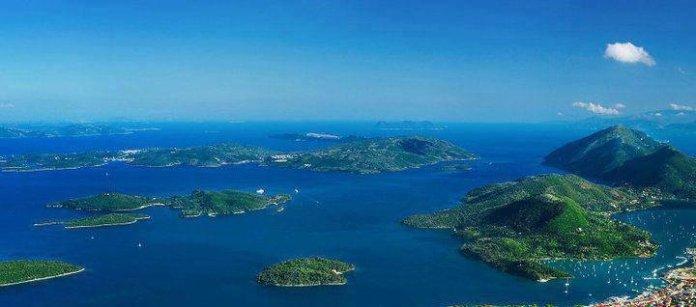 Skorpios e Arcipelago del Principe