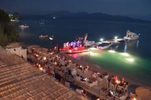 Beach Bar Nikiana Lefkada