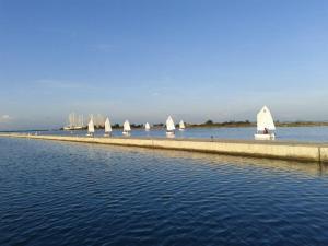 NOLE Sailing Club Optimist Training in Lefkada