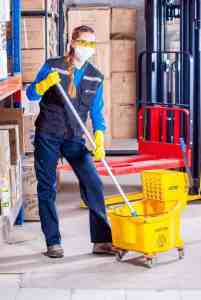 cleaning options for holiday rentals, cleaning company