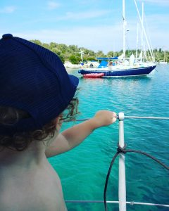 A family sailing experience