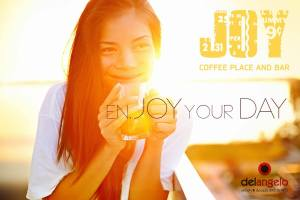 Enjoy at Joy Coffee Bar