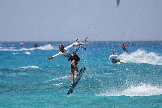 Kitesurf in Lefkada