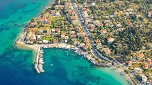Nikiana port
