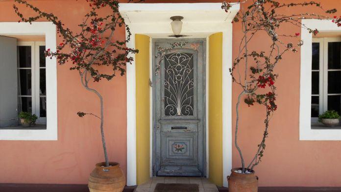 Lefkada town tradional house